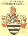 Truchses von Reinfelden-Siebmacher195.jpg