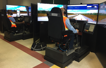 Driving simulator - Wikipedia