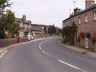 Tunstall, Lancashire village in the United Kingdom