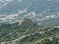 Turó dels Arcs vist des del mirador de Monserrat a la serra de Bellmunt - P1300375.jpg