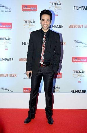 Tusshar Kapoor - Image: Tussar Kapoor at filmfare