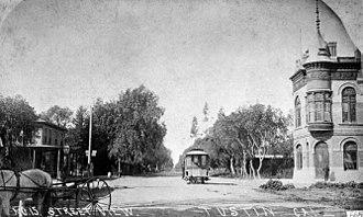 Tustin, California - Tustin, 1890.