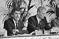 Tweede dag Europese Top in Den Haag premier Lubbers (l) en minister van den Br, Bestanddeelnr 933-6993.jpg