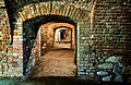 Twierdza Srebrna Gora - podziemia 01.jpg