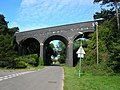 Two viaducts - geograph.org.uk - 560402.jpg