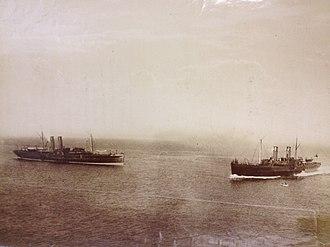 SS Douglas (1864) - Image: Tynwald & Douglas