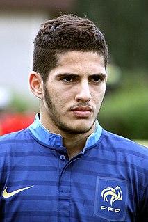 Yassine Benzia Algerian footballer