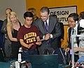 U.S. Ambassador Daniel Kritenbrink and U.S. Consul General Mary Tarnowka visit the Maker Innovation Space in Danang (37594959334).jpg