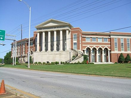 Capstone College of Nursing - University of Alabama