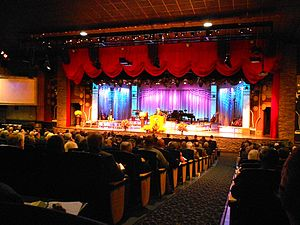 United Church of God - UCG Feast of Tabernacles observance in Branson, Missouri, 2015
