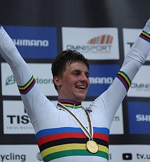 Szymon Sajnok Polish cyclist