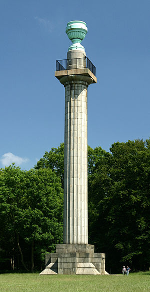 Grade II* listed buildings in Dacorum - Image: UK Ashridge Bridgewater monument