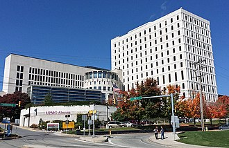 Altoona, Pennsylvania - UPMC Altoona serves as a regional hub of the University of Pittsburgh Medical Center system