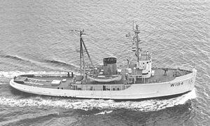 USS Bagaduce (ATA-194) - USCGC Modoc (WMEC-194), ex-Bagaduce