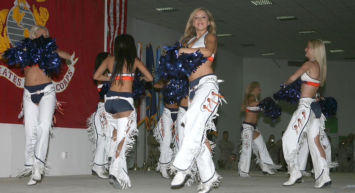 caf4d209f Denver Broncos Cheerleaders - Wikipedia
