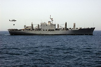 Mars-class combat stores ship - Image: USNS Concord T AFS 5