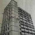 USO blok F-2 w budowie, Poznan 1967.jpg