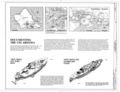 USS Arizona, Submerged off Ford Island, Pearl Harbor, Honolulu, Honolulu County, HI HAER HI,2-HONLU,31- (sheet 2 of 4).png