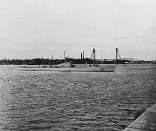 USS <i>Cachalot</i> (SS-170)
