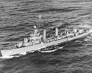 USS Farenholt (DD-491)
