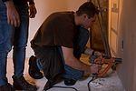 USS Nimitz Sailors participate in community build 150117-N-JY507-003.jpg