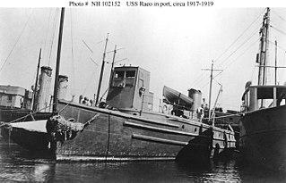 USS <i>Raeo</i> (SP-588)