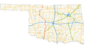 US 281 (Oklahoma) map.png