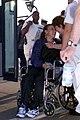 US Navy 001015-N-5830P-006 Injured USS Cole Sailor returns home.jpg