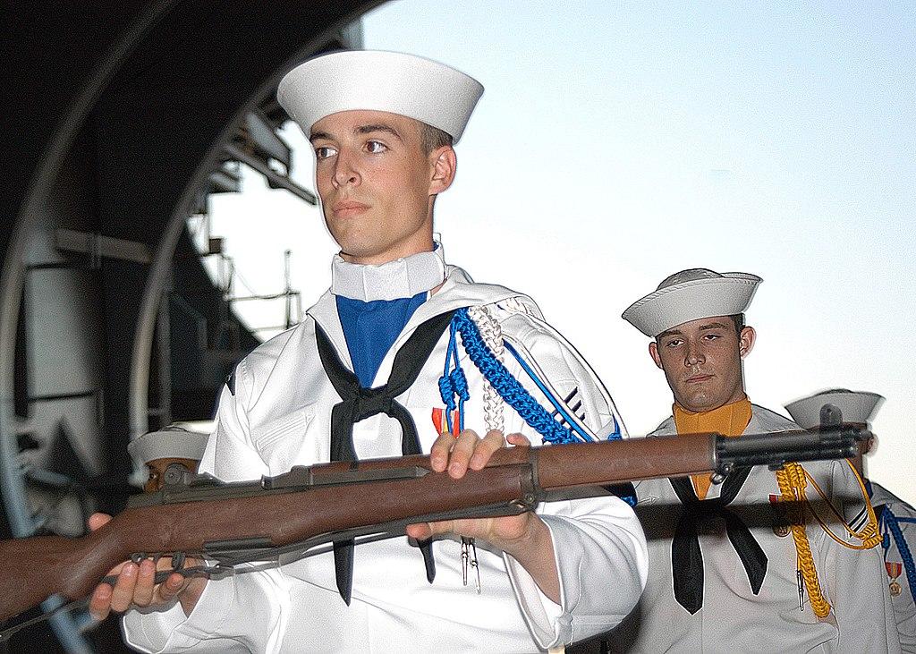File:US Navy 060512-N-6645H-104 Company Commander Seaman ...
