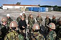 US Navy 100223-N-3289C-103 Vice Adm. Harry B. Harris Jr., commander of U.S. 6th Fleet, talks with Seabees from Naval Mobile Construction Battalion (NMCB) 7 d.jpg