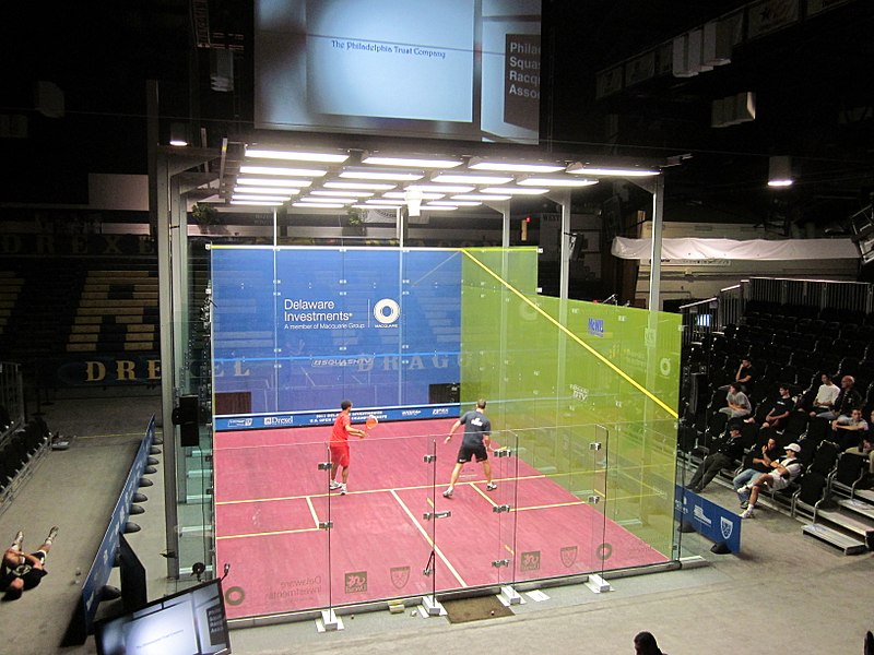 US Open Squash Championship 2011 Drexel University.jpg