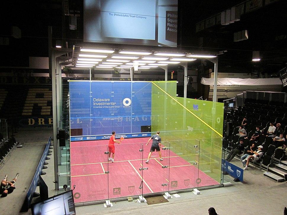 US Open Squash Championship 2011 Drexel University