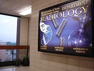 University of Texas Health Science Center Department of Radiology
