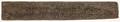 Ugerløse Kirke - old wooden beam.png