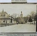 Ukraine, Kiew, Klosterhof der Lawra, Foto 1918.JPG