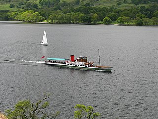 Ullswater Steamers Boat company