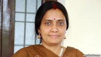 Umarji Anuradha - Image: Umarji Anuradha