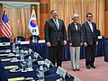 United States, Japan, and Republic of Korea Hold Trilateral Meeting in Seoul (42738689632).jpg