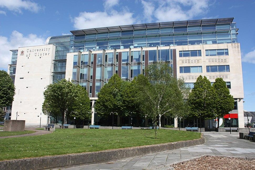 University of Ulster, Belfast, May 2012 (03)