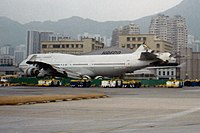 Untitled (China Airlines) Boeing 747-409 B-165 (23222709894).jpg
