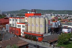 Ursus brewery
