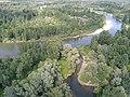Usce Plitvice u rijeku Dravu - Mali Bukovec.jpg