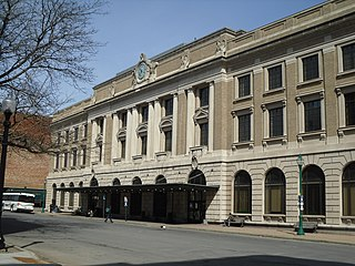 Union Station (Utica, New York)