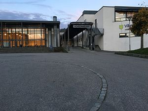 Vågsbygd High School