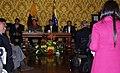 VII Encuentro Presidencial Ecuador-Venezuela. Entrega de créditos no reembolsables, suscripción de convenios y rueda de prensa (4466528336).jpg
