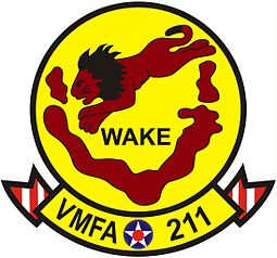 Marine Fighter Attack Squadron 211 insignia