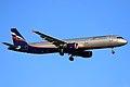 VP-BOC, Airbus A321-211, (5720), Aeroflot, London Heathrow, (LHR), 07-01-2018 (38912503924).jpg