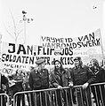 VVDM-leiders bij Ministerie van Defensie , v.l.n.r. VVDM-ers Flip Koudenburg, Ja, Bestanddeelnr 927-0999.jpg