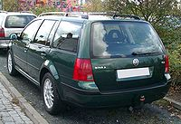VW Bora Variant rear 20071030.jpg