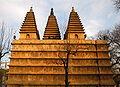 Vajra throne tower in Zhenjue Temple 2.JPG